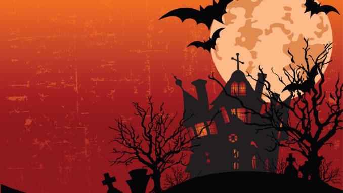 halloween skattjakt mobil
